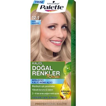 Palette Naturel Colors 12 1 Sarı Saç Boyası Fiyatı
