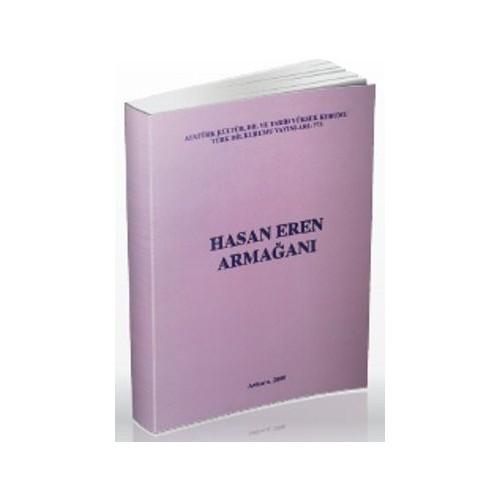 Hasan Eren Armağanı-Kolektif