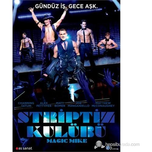 Striptiz Kulübü (Magic Mike) (Bas Oynat)
