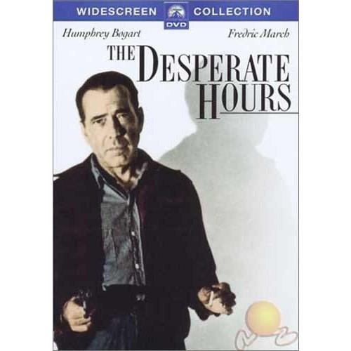 The Desperate Hours (Ümitsiz Saatler) ( DVD )