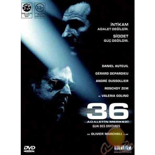 """36 Quai Des Orfevres (""""36"""" Adaletin Merkezi)"""