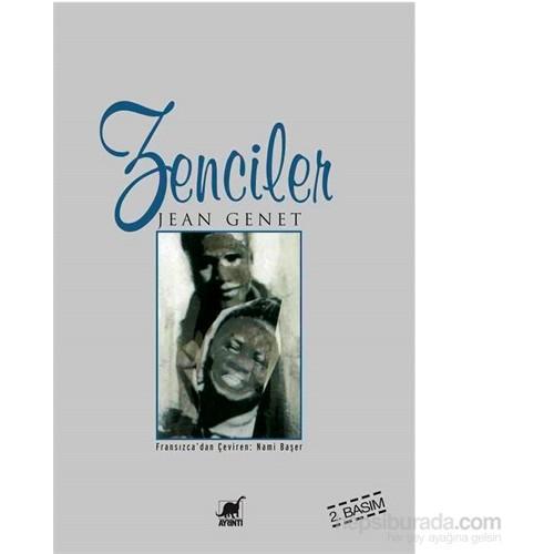 Zenciler-Jean Genet