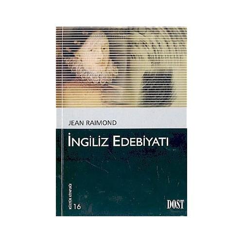 İngiliz Edebiyatı-Jean Raimond