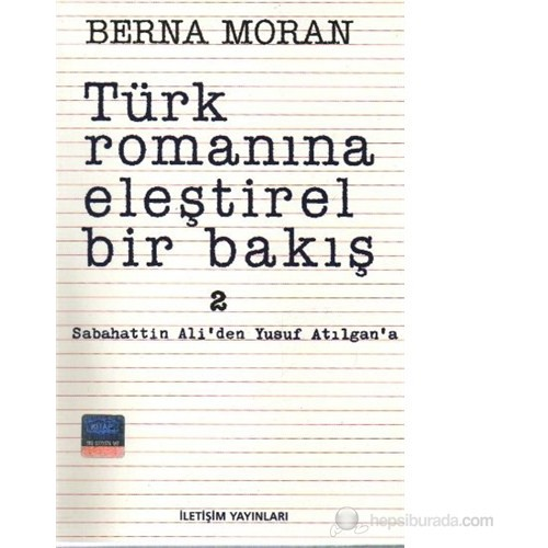 Türk Romanına Eleştirel Bakış 2