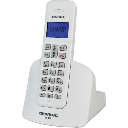 Grundig Gdt 310 Dect Telefon