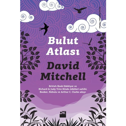 Bulut Atlası - David Mitchell