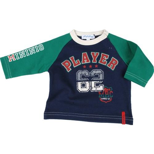 Zeyland Erkek Çocuk Lacivert S.Shirt Mm11wafl62