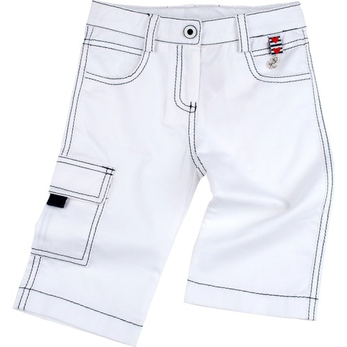 Zeyland Erkek Çocuk Beyaz Pantolon K-31Z102lha02