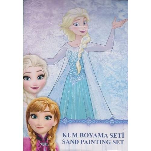 Karlar ülkesi Frozen Paketli Kum Boyama Seti Pk 48 Fiyatı