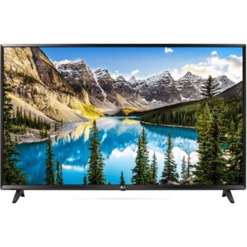 "LG 49UJ630V 49"" 124 Ekran Uydu Alıcılı 4K Ultra HD Smart LED TV"