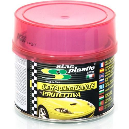 Stac Italy Boya Üzerinde Çizikleri Gideren Pasta ve Cilalayıcı 091115