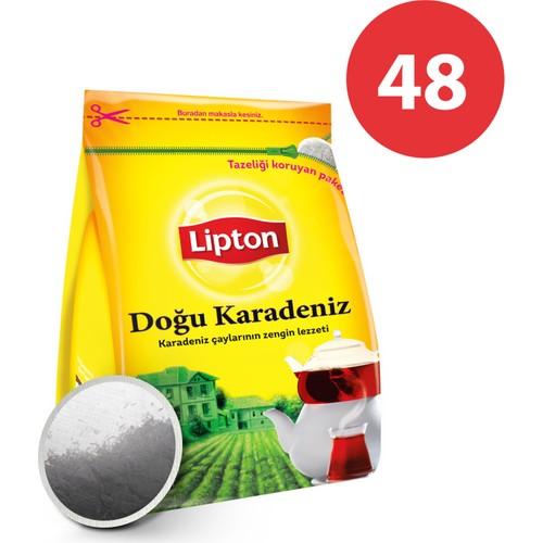 Lipton Demlik Poşet Çay Doğu Karadeniz 48'Li