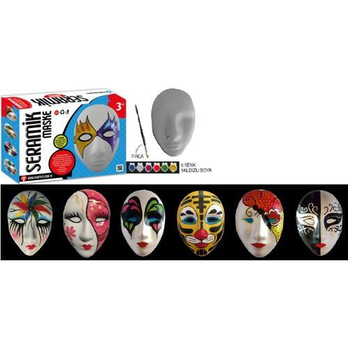 Kum Toys Seramik Maske 3 Fiyatı Taksit Seçenekleri
