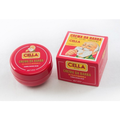 Cella İtalyan Tıraş Kremi 150Ml