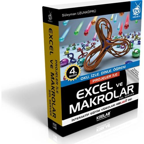 Projeler ile Excel ve Makrolar