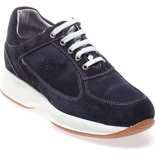 Frau Suede Tech 46C4 Kadın Ayakkabı Blu