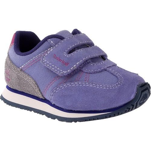 Timberland Penhallowh Lox Periw Purple 3485A Çocuk Bot Renkli