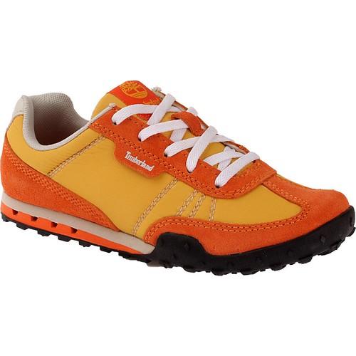 Timberland Ekgreeleylow 5712A Kadın Orange Günlük Ayakkabı Casual