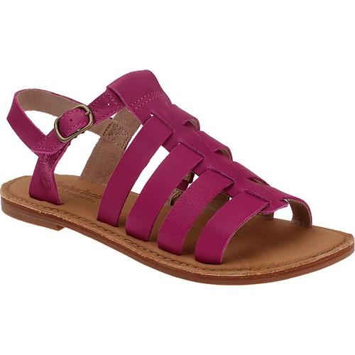 Timberland Ek Sheafe Fishrman M Purple 8416B Kadın Purple Sandalet