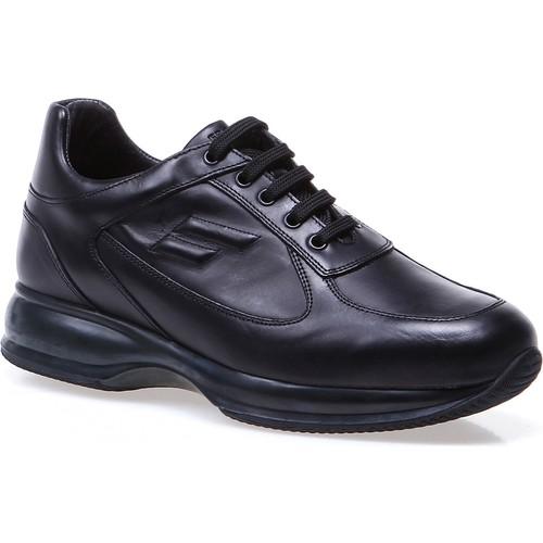 Frau Apache 24M3 Erkek Ayakkabı Siyah