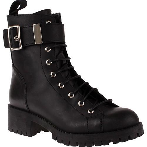 Frau 85P7 Kadın Ayakkabı Siyah