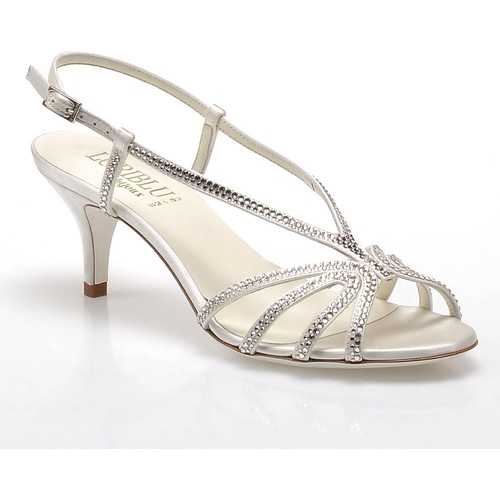 Loriblu Scarpa 2Qer53Pqrc7L13 Kadın Ayakkabı Raso Avorıo