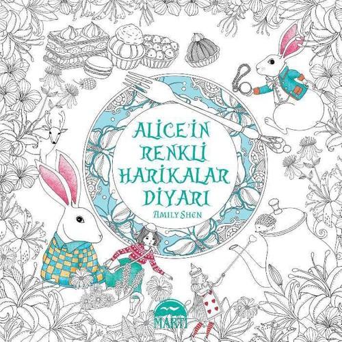 Alice'in Renkli Harikalar Diyarı