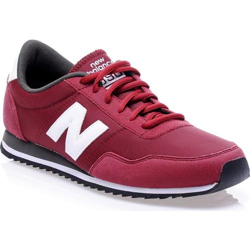 New Balance U396 Kırmızı Kadın Günlük Ayakkabı