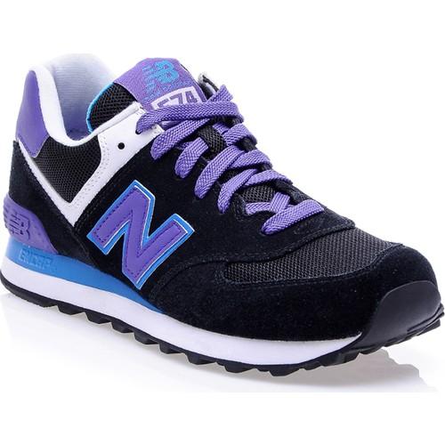 New Balance 574 Siyah Kadın Günlük Ayakkabı