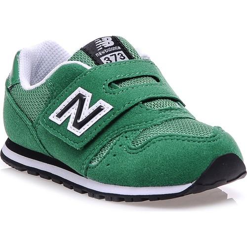 New Balance KI373 Yeşil Çocuk Ayakkabı