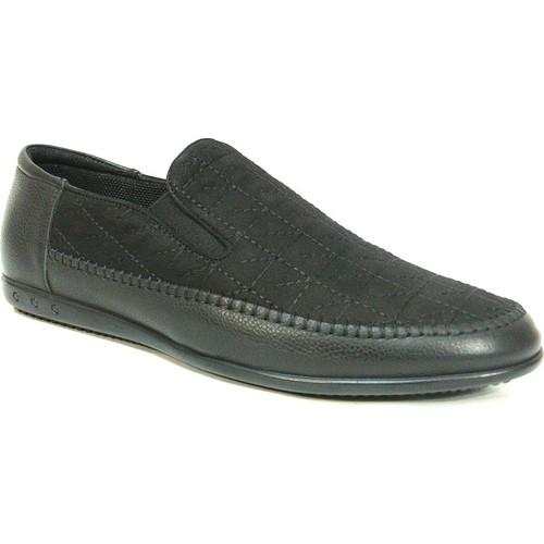 Dropland 3479 Siyah Bağcıksız Casual Erkek Ayakkabı
