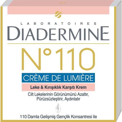 Diadermine No110 Leke&Kırışıklık Karşıtı Gündüz Kremi 50 ml