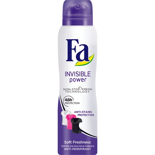 Fa Deospray Invisible Women 150ml