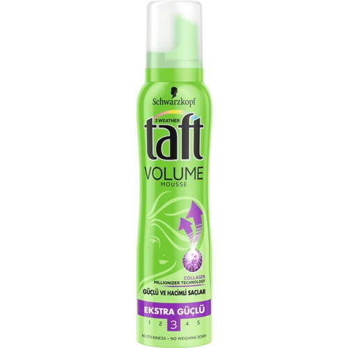 Taft Köpük Volumen 150ml