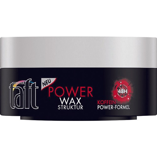 Taft Wax Power Caffeine 75ml