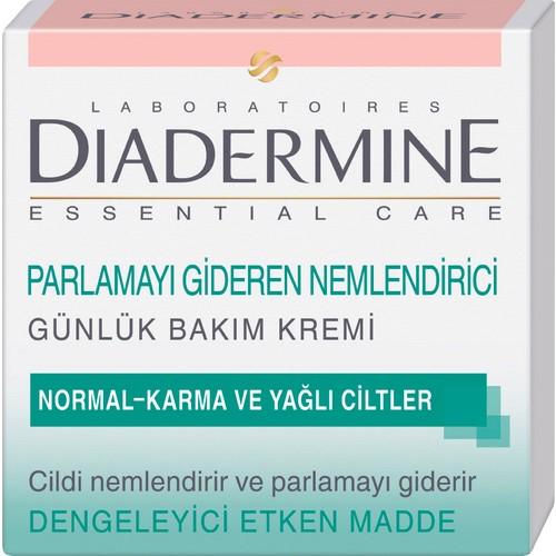 Diadermine Normal ve Karma Ciltler için Ne mlendirici Bakım Kremi 50 ml