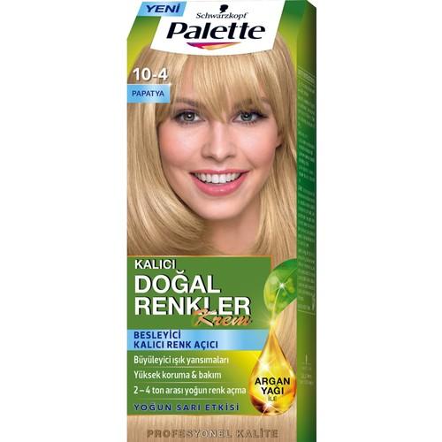 Palette Natural Colors 10.4 Papatya Saç Boyası
