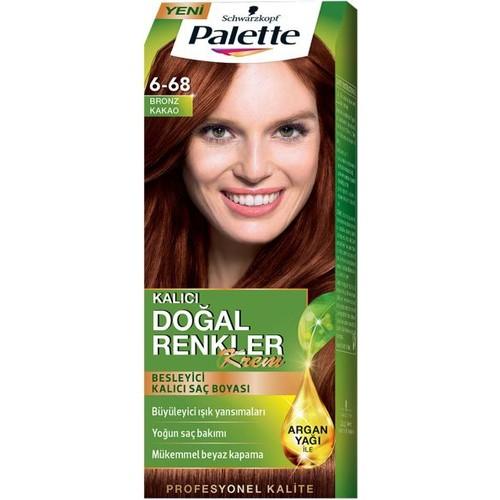 Palette Natural Colors 6-68 Bronz Kakao Saç Boyası