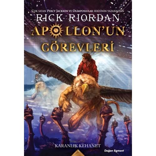 Apollon'Un Görevleri 2:Karanlık Kehanet - Rick Riordan