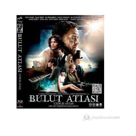 Cloud Atlası (Bulut Atlası) (Blu-Ray Disc)