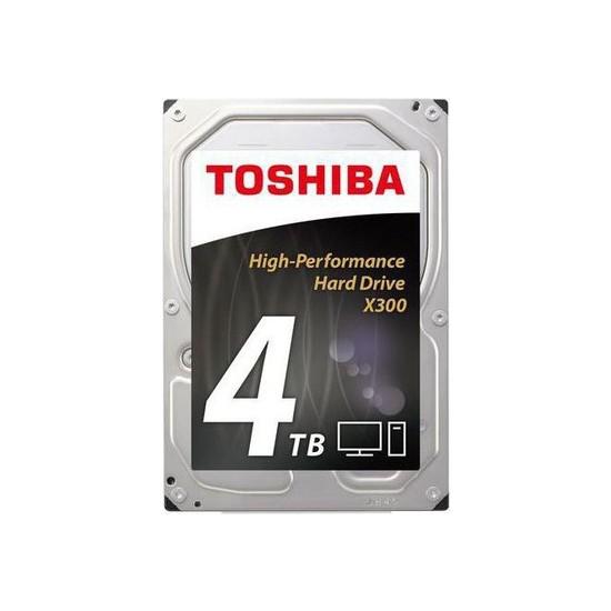 Toshiba X300 4TB 7200RPM 3.5'' 128MB Cache Sata 3.0 Sabit Disk HDWE140UZSVA