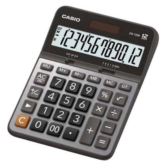 Casio Dx-120b 12 Hane Masaüstü Hesap Makinesi