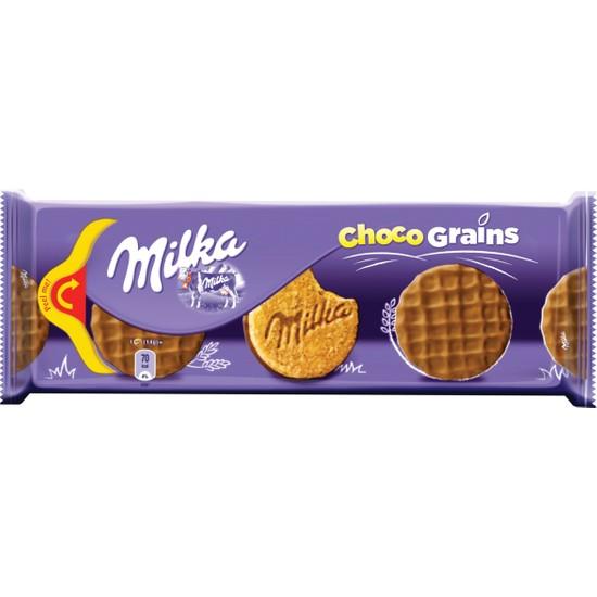 Milka Yulaflı Bisküvi 168g