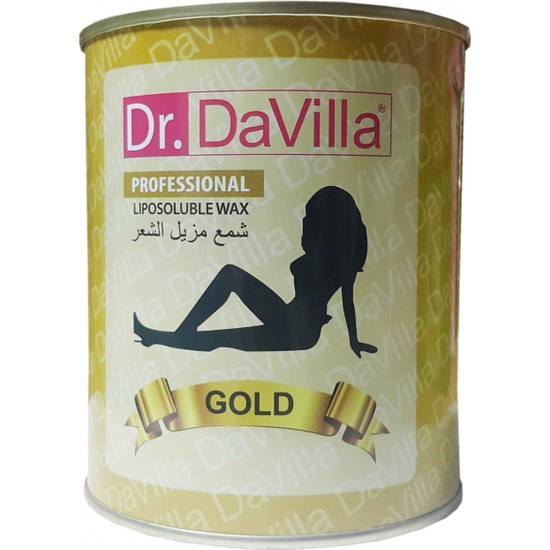 Dr.Davilla Gold Konserve Ağda 800Gr
