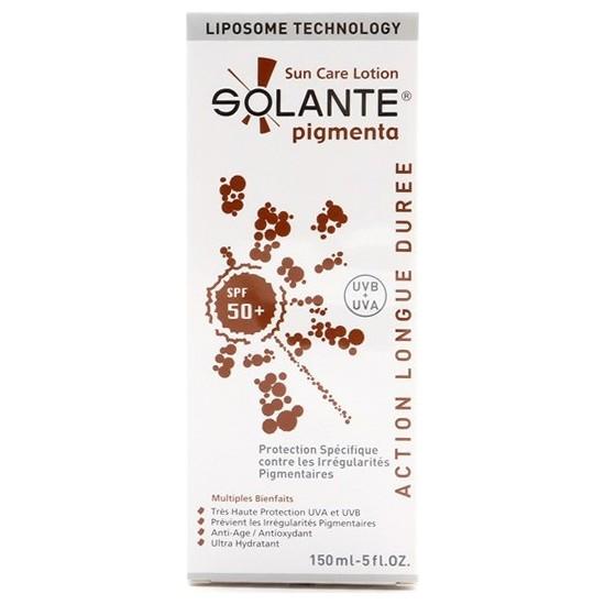 Solante Pigmenta SPF 50 Faktör 150 ml Güneş Kremi