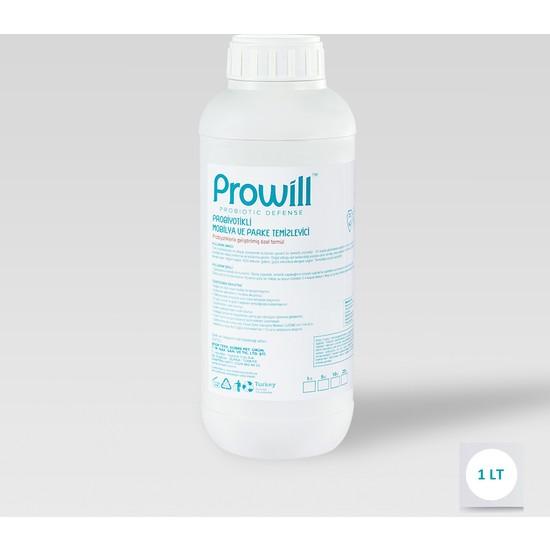 Prowill Probiyotikli Mobilya Ve Ahşap Temizleyici
