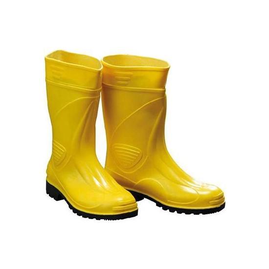 Gezer Kısa Sarı Çizme 42 No (1 Çift)