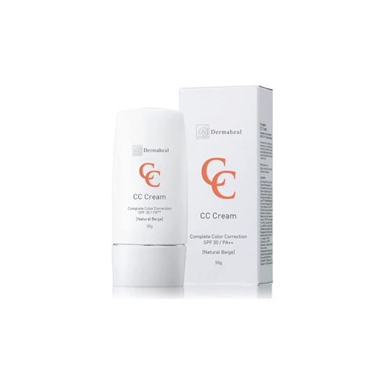 Dermaheal Cc Cream Natural Beige 50 Ml