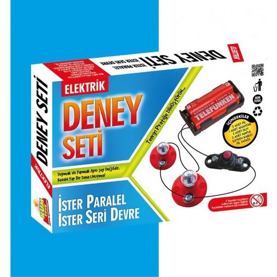 Kum Toys Elektirik Deney Seti