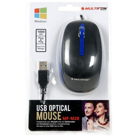 Multifon M28 Usb Optical Mouse